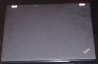 My Lenovo ThinkPad T410